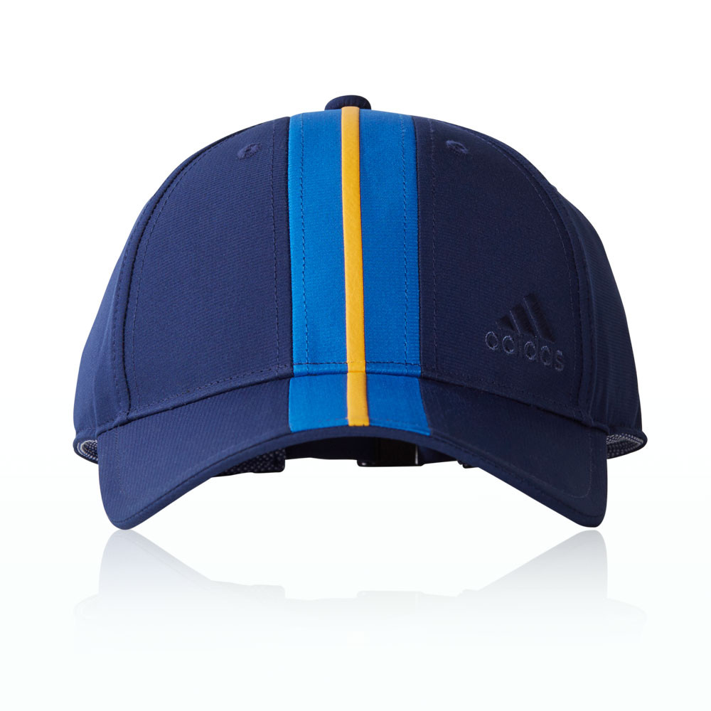 adidas herren blau pw new york clmlt tennis cap kappe. Black Bedroom Furniture Sets. Home Design Ideas