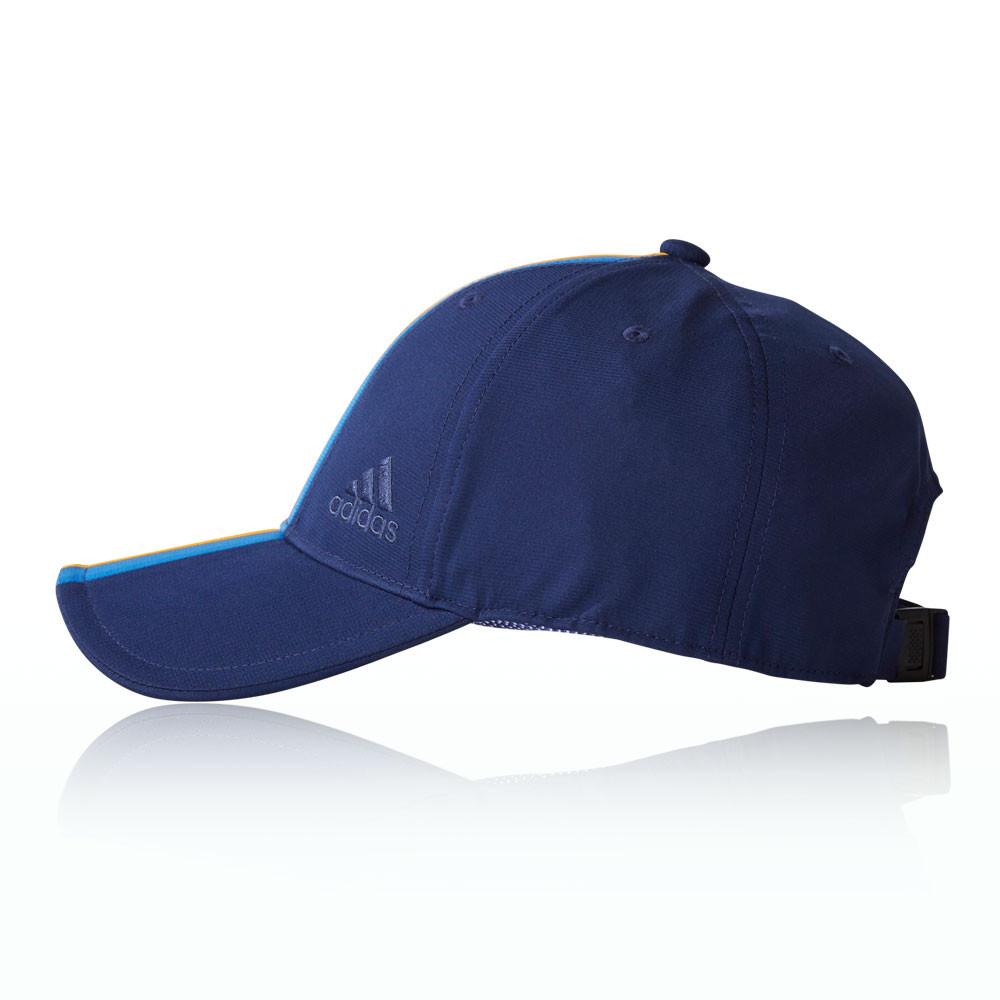 adidas herren blau pw new york clmlt tennis cap kappe. Black Bedroom Furniture Sets. Home Design Ideas
