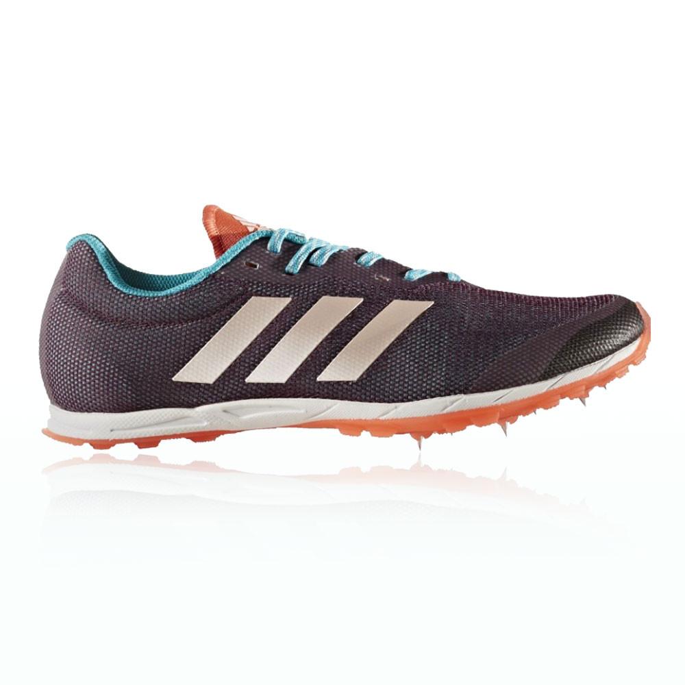 adidas XCS femmes chaussures de course à pointes - SS18