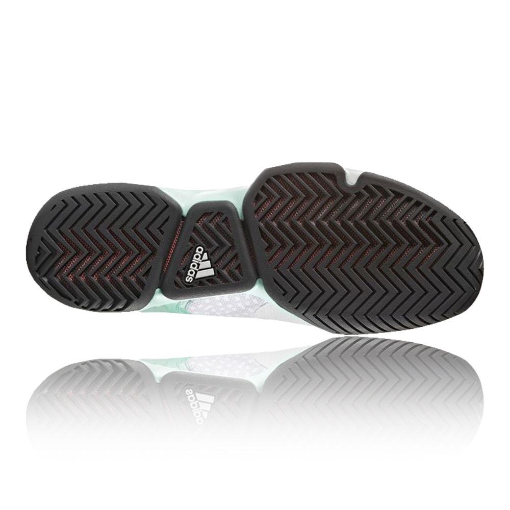 separation shoes 0334f 151eb Adidas Hommes Vert Adizero Ubersonic 2 Tennis Chaussures De Sport Baskets