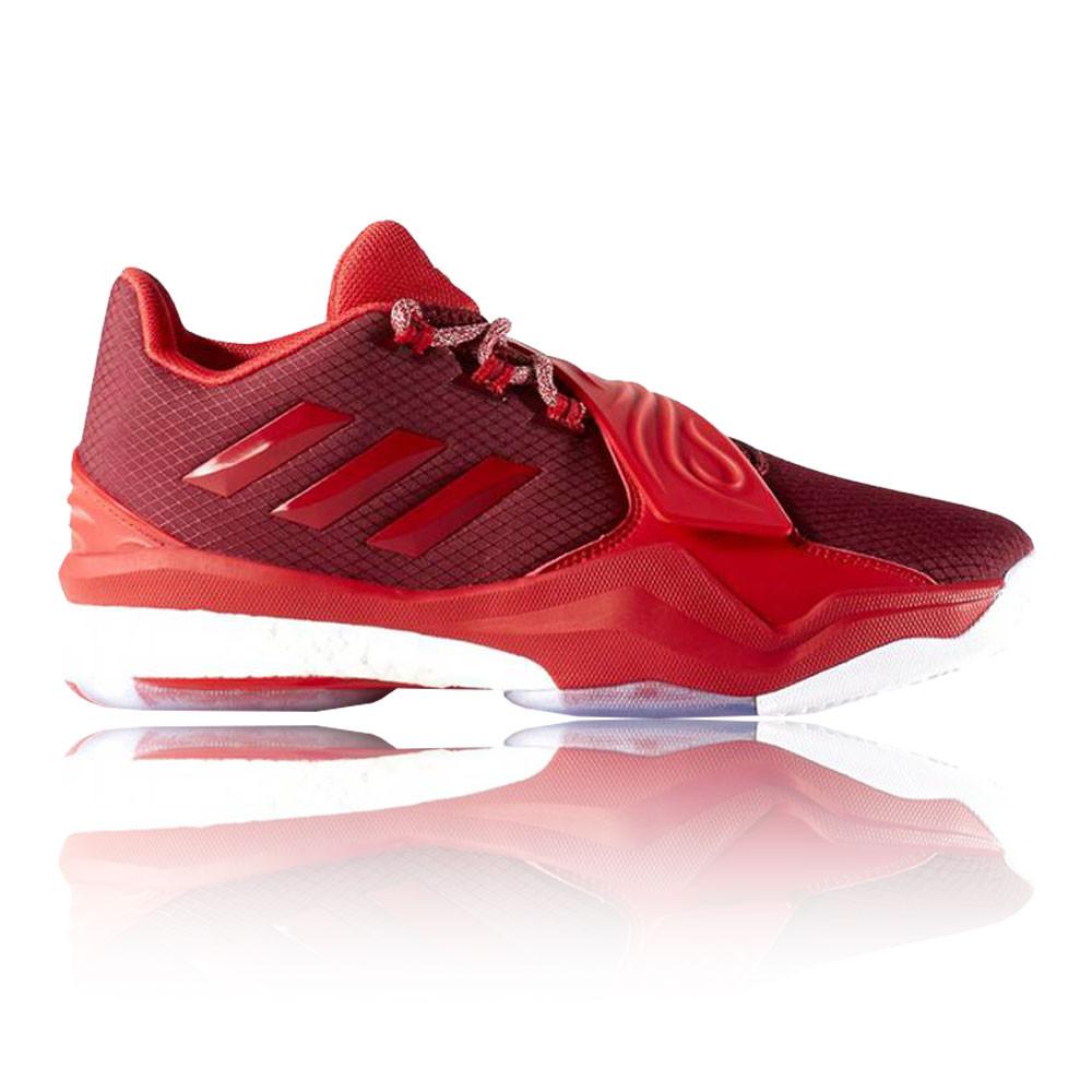 brand new 1ccf3 9a289 adidas D Rose Englewood Boost scarpe da basket ...