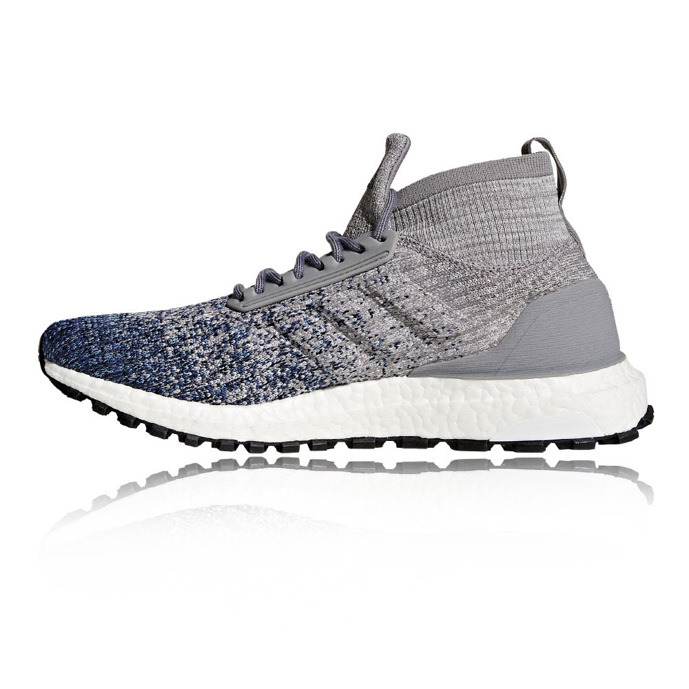 adidas Mens UltraBOOST All Terrain Running Shoes Trainers Sneakers Grey  Sports fe4a866a4abe