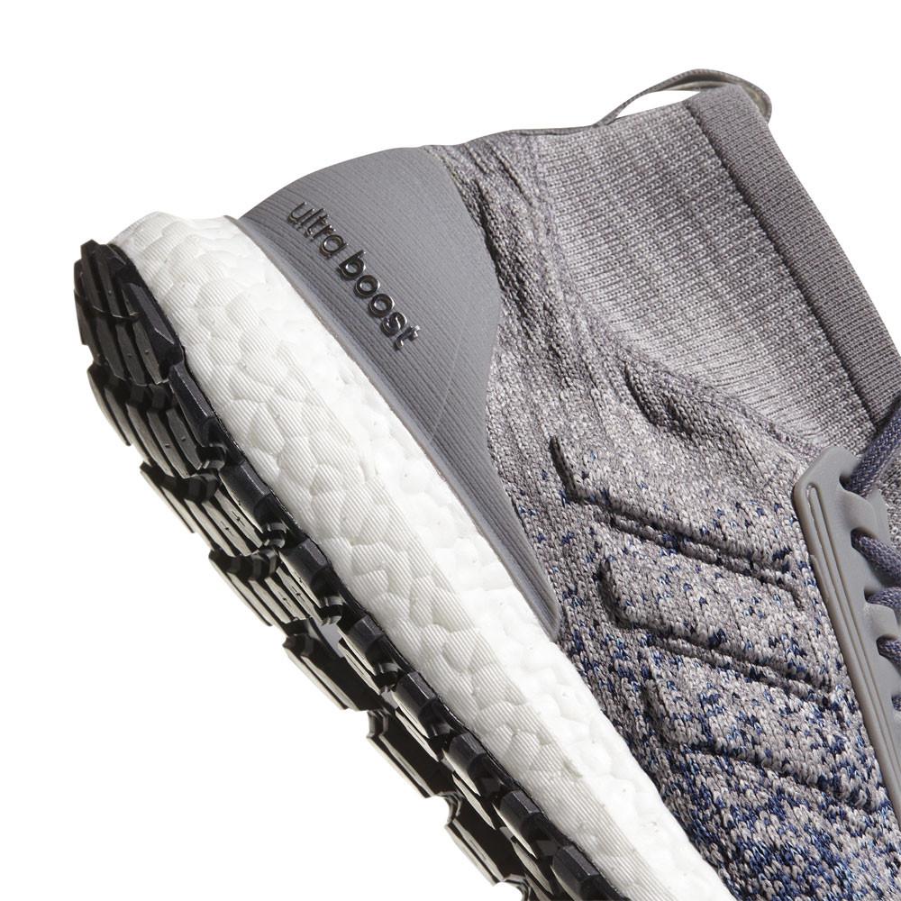 promo code a386b 16197 Adidas Hombre Ultraboost Todo Terreno Correr Zapatos Zapatillas Gris Deporte