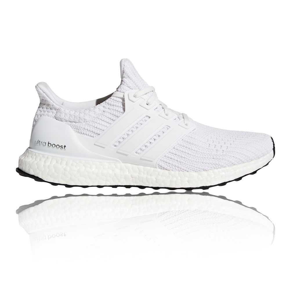 6e101abb2d9f5 adidas Mens UltraBOOST Running Shoes Trainers Sneakers White Sports  Breathable