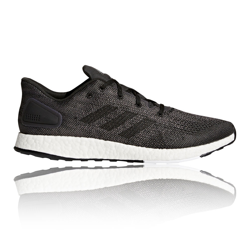 adidas Homme PureBOOST DPR Running Chaussures Trainers Sneakers Noir Sports