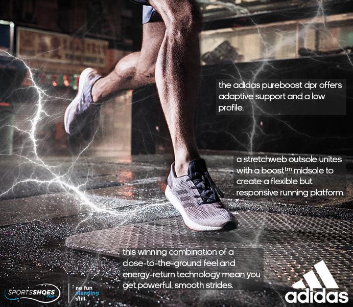 Adidas PureBOOST DPR Running Shoes - SS18