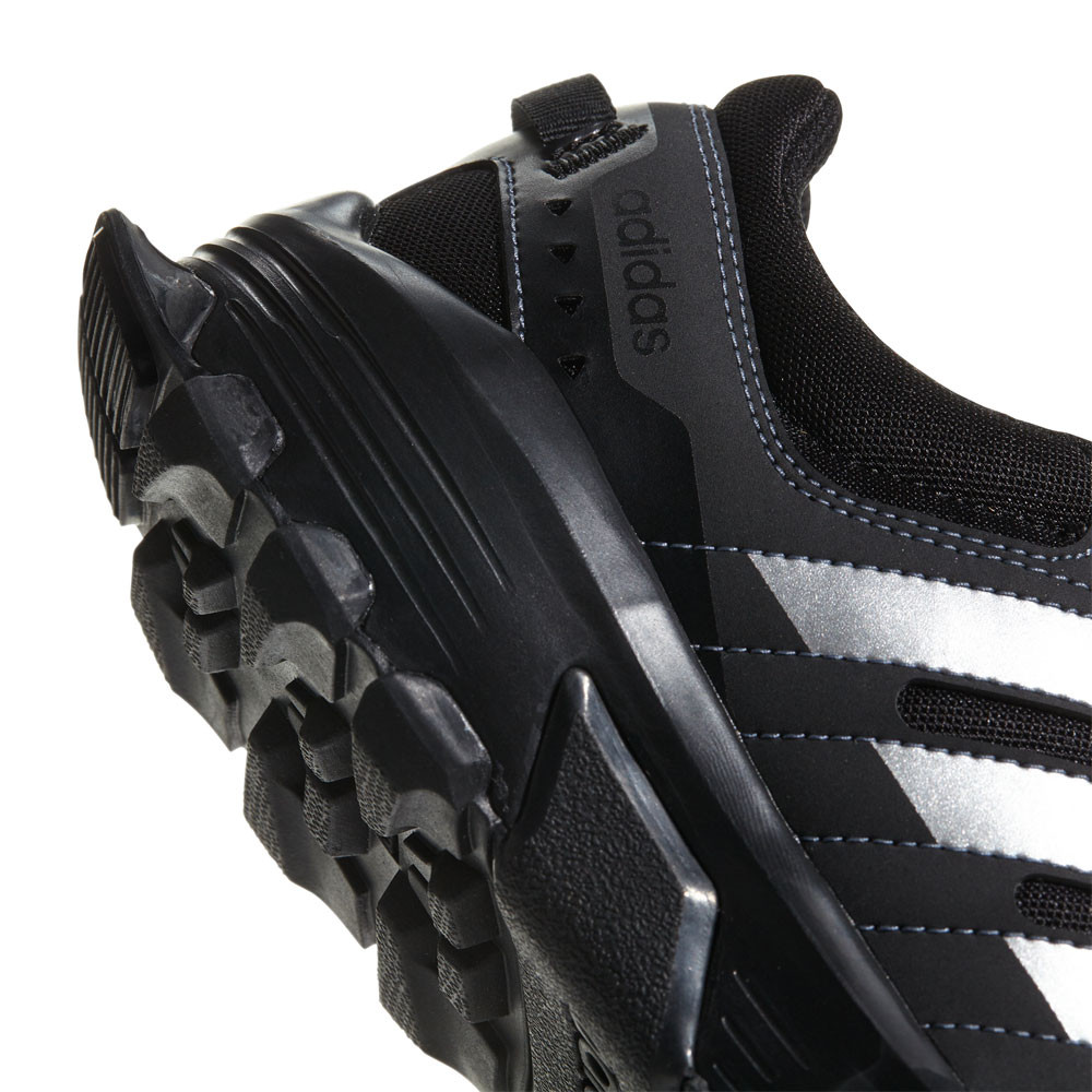 c66ee2795bfe0 adidas Mens Rockadia Trail Shoes Black Running Breathable Lightweight  Trainers