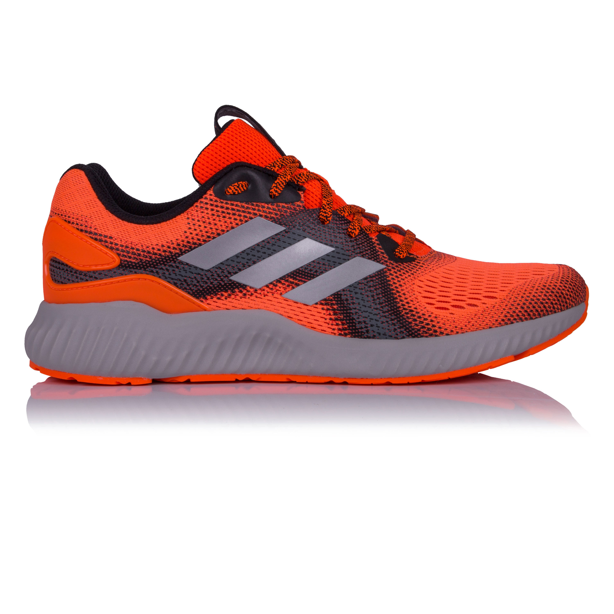 adidas Mens Aerobounce pr Running Shoes Trainers Sneakers Orange Sports