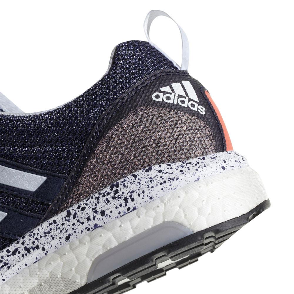 san francisco 89115 01ab9 adidas Donna Adizero Tempo 9 Scarpe Da Corsa Ginnastica Sneakers Blu Bianco