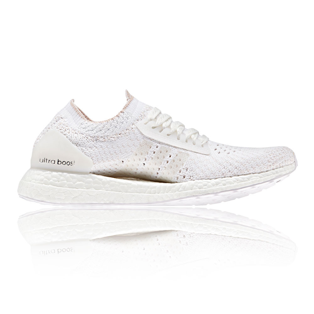 de79535a94d Details about adidas Womens UltraBOOST X CLIMA Shoes White Sports Running  Breathable