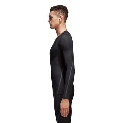 adidas Alpha Skin 360 Long Sleeve Tee