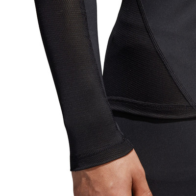 adidas AlphaSkin Long Sleeve Sport Tee - AW19