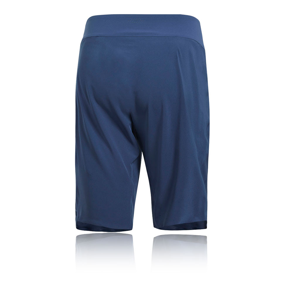 adidas uomini elite 4krft breve blue sport palestra respirabile leggeri