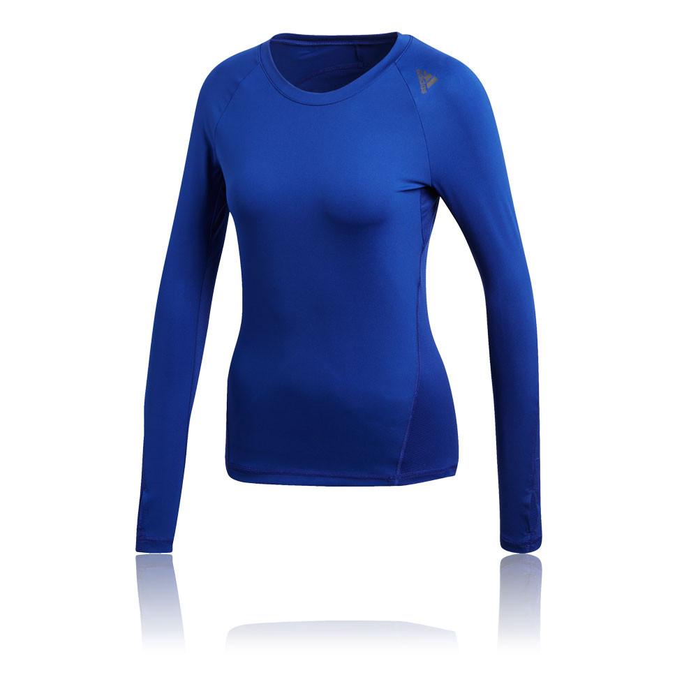 0f5e5536862 adidas Women s AlphaSkin Sport Long Sleeve Top - SS18 ...
