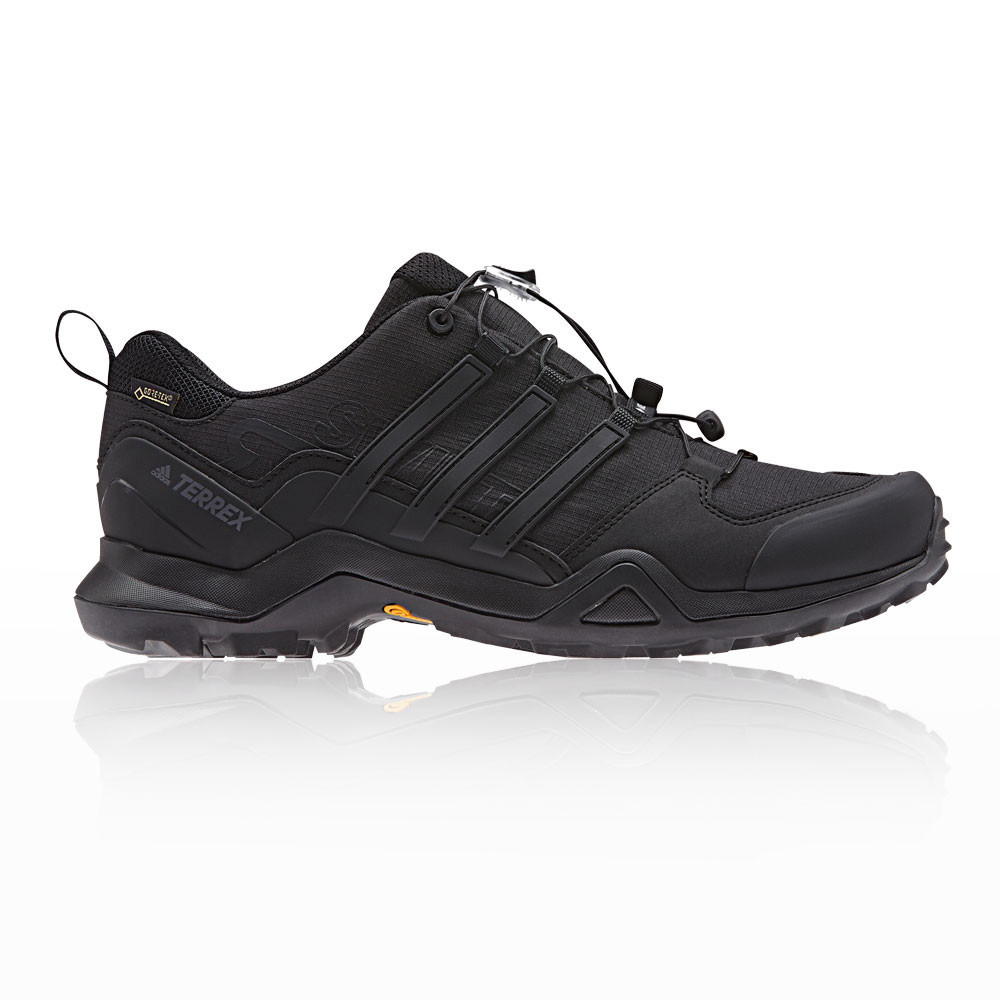 Details zu adidas Mens Terrex Swift R2 GORE-TEX Walking Shoes Black Sports Water Trainers