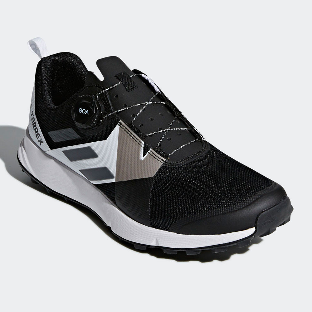 adidas Terrex Two Boa Trail Running Shoes - SS19 - 10% Off ... 866cd6864