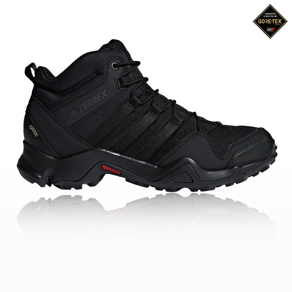Details about adidas Mens Terrex AX2R Mid GORE-TEX Walking Boots Black  Sports Outdoors 35e329c2e0d