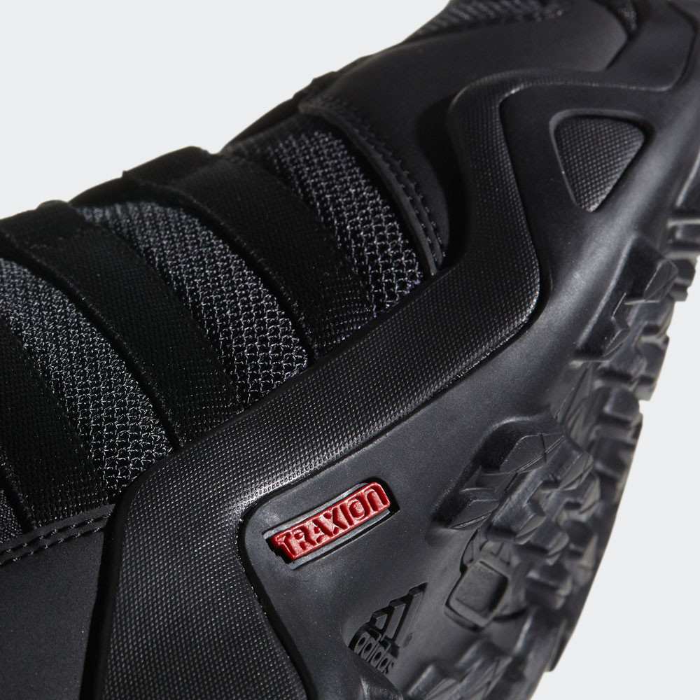 finest selection d0026 d291a adidas Uomo Terrex AX2R Gore Tex Scarponi Da Passeggio Trekking Scarpe Alte  Nero