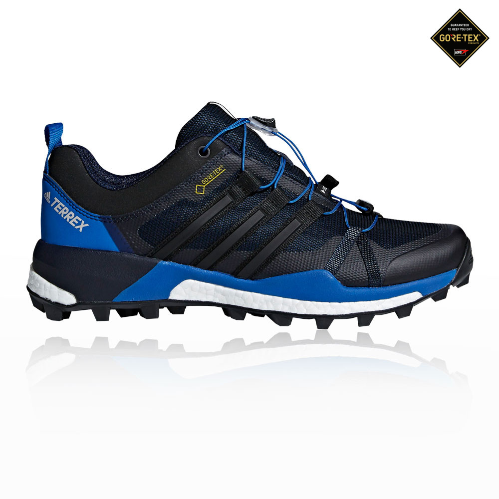 7680f3db1d9014 adidas Mens Terrex Skychaser GORE-TEX Trail Running Shoes Trainers Sneakers