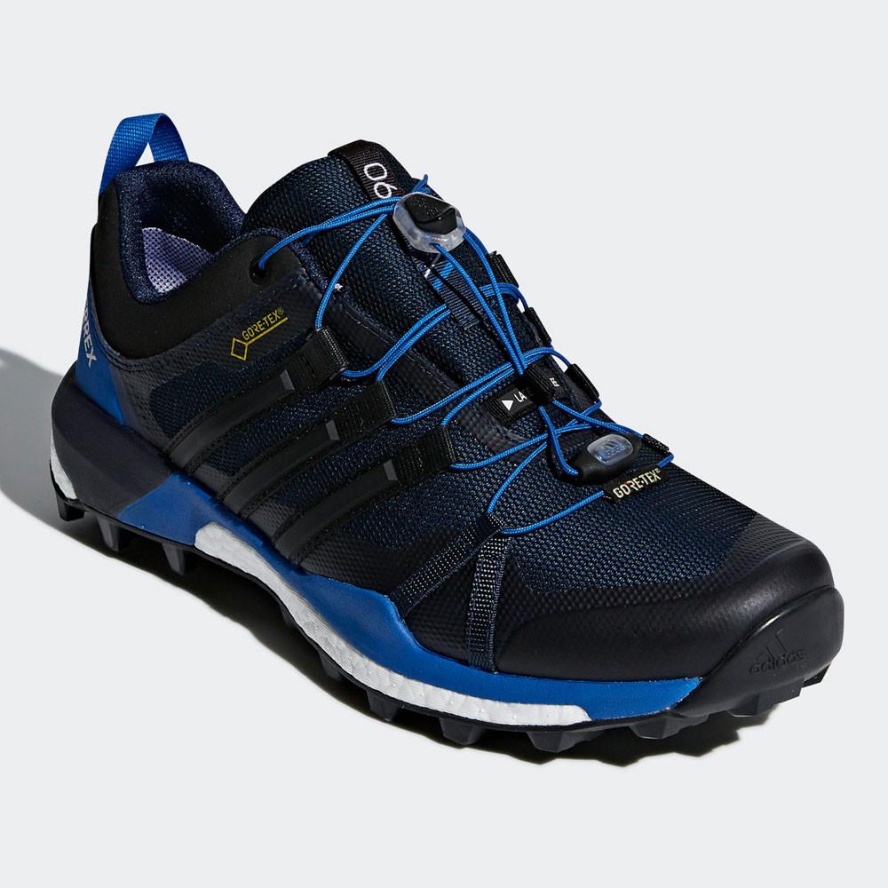 adidas terrex skychaser gore-tex trail zapatillas de running aw18 opiion