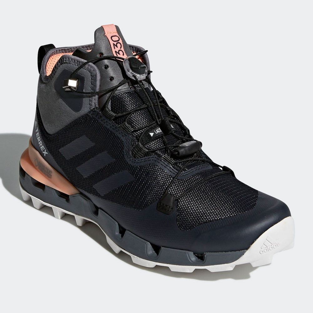 timeless design 24927 ad21a ... adidas Terrex Fast Mid GORE-TEX Surround Womens Walking Boots - SS19