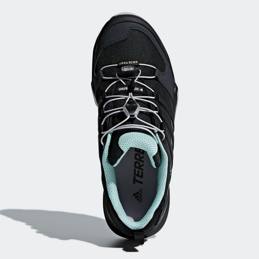cheaper 2ea0a 51385 Adidas Femmes Terrex Swift R2 Gore-Tex Chaussure De Marche Randonnée Ss18  Noir