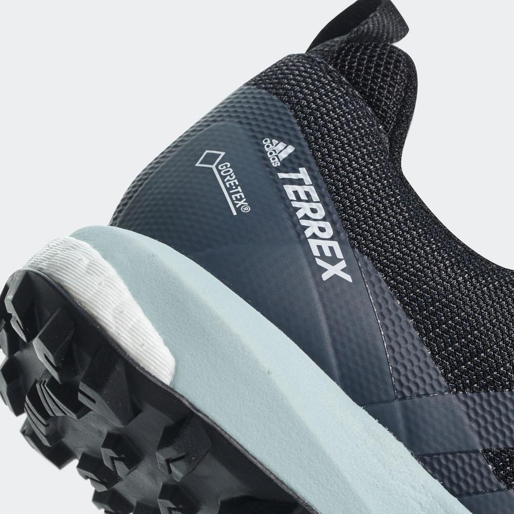 new style 5e63a 68dc3 adidas Womens Terrex Agravic GORE-TEX Trail Running Shoes Trainers Sneakers