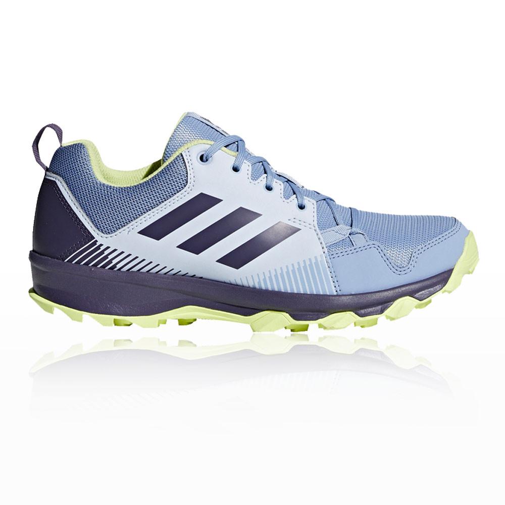 Details Details Details zu adidas Damen Terrex Tracerocker Wanderschuhe Trekking Outdoor Schuhe Blau Sport 6596d1