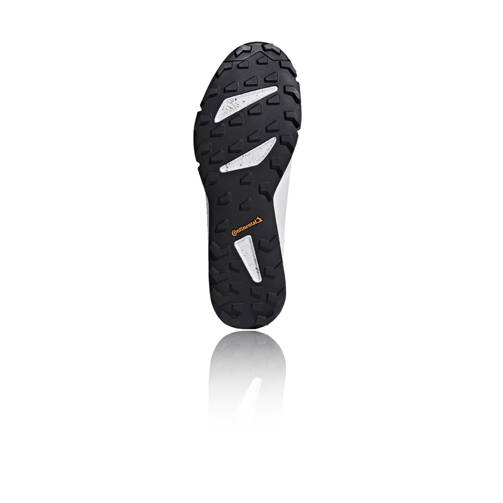 save off b309f 9bf21 Adidas Mujer Terrex Agravic Speed Sendero Correr Zapatos Zapatillas Blanco