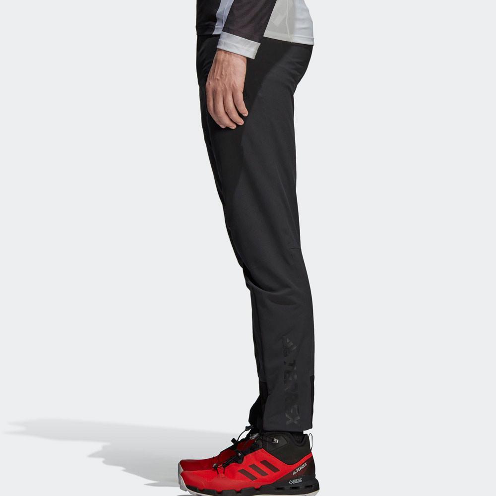 Details about adidas Mens Terrex Mountain Flash Pants Trousers Bottoms Black Sports Outdoors