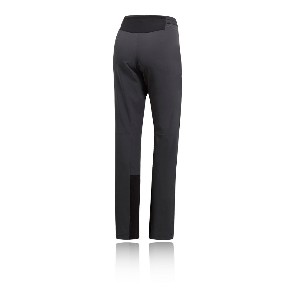 Bas Détails Gris Poche Mountain Noir Femmes Flash Adidas Pantalon Jogging Survêtement Sur De QrtxsChd