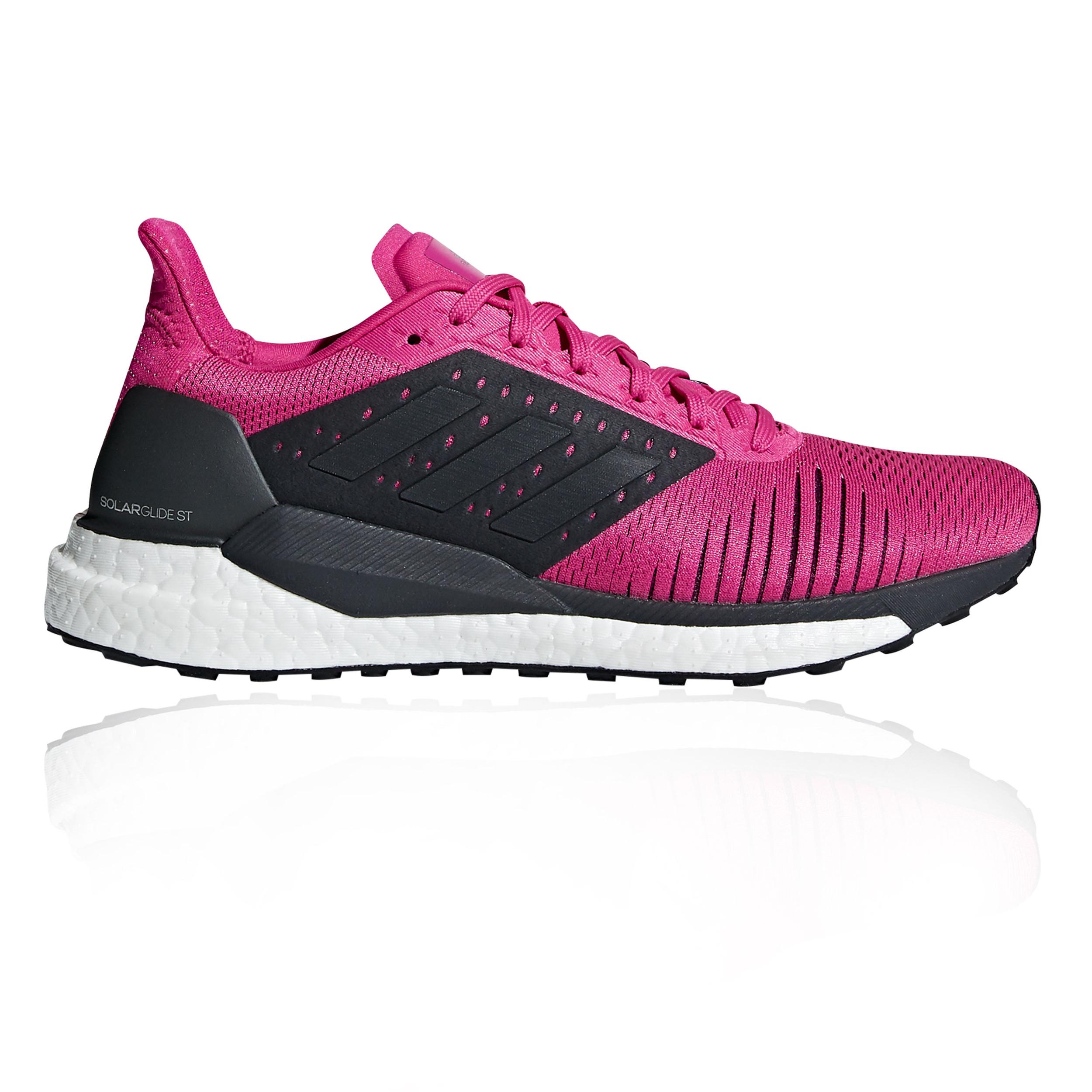 Chaussures Baskets Adidas Glide Course St Pied Solar Femmes À De vm8Nn0Ow