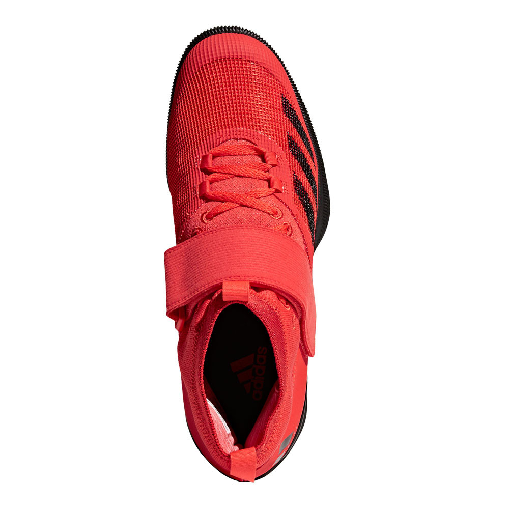 best cheap c44c4 436bd adidas Mens Crazy Power RK Weightlifting Shoes Red Sports Breathable  Lightweight
