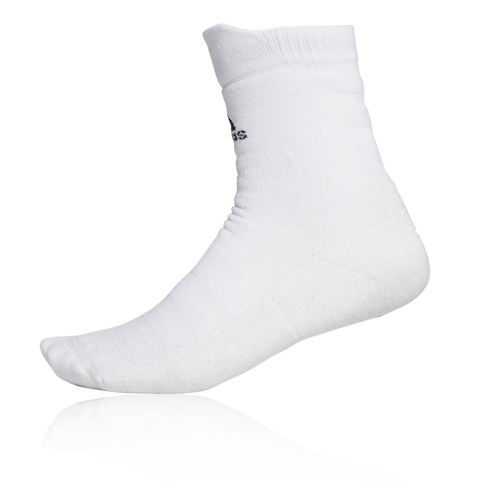 adidas AlphaSkin Maximum Cushioning Crew Socks - SS19