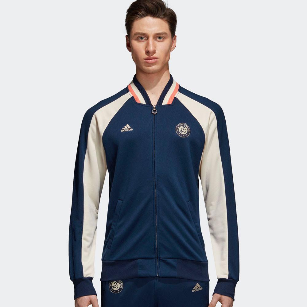 Garros Adidas Ss18 Tennis Roland Chaqueta mNwn0yv8OP