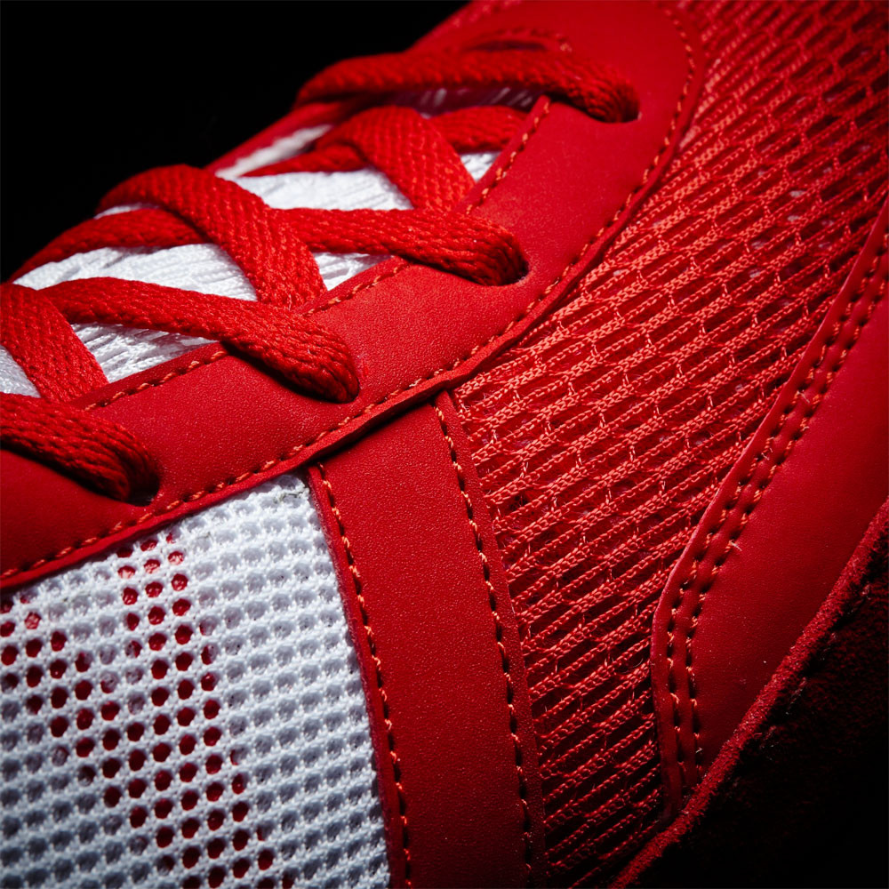 adidas Mens III schuhe rot Weiß Sports Breathable