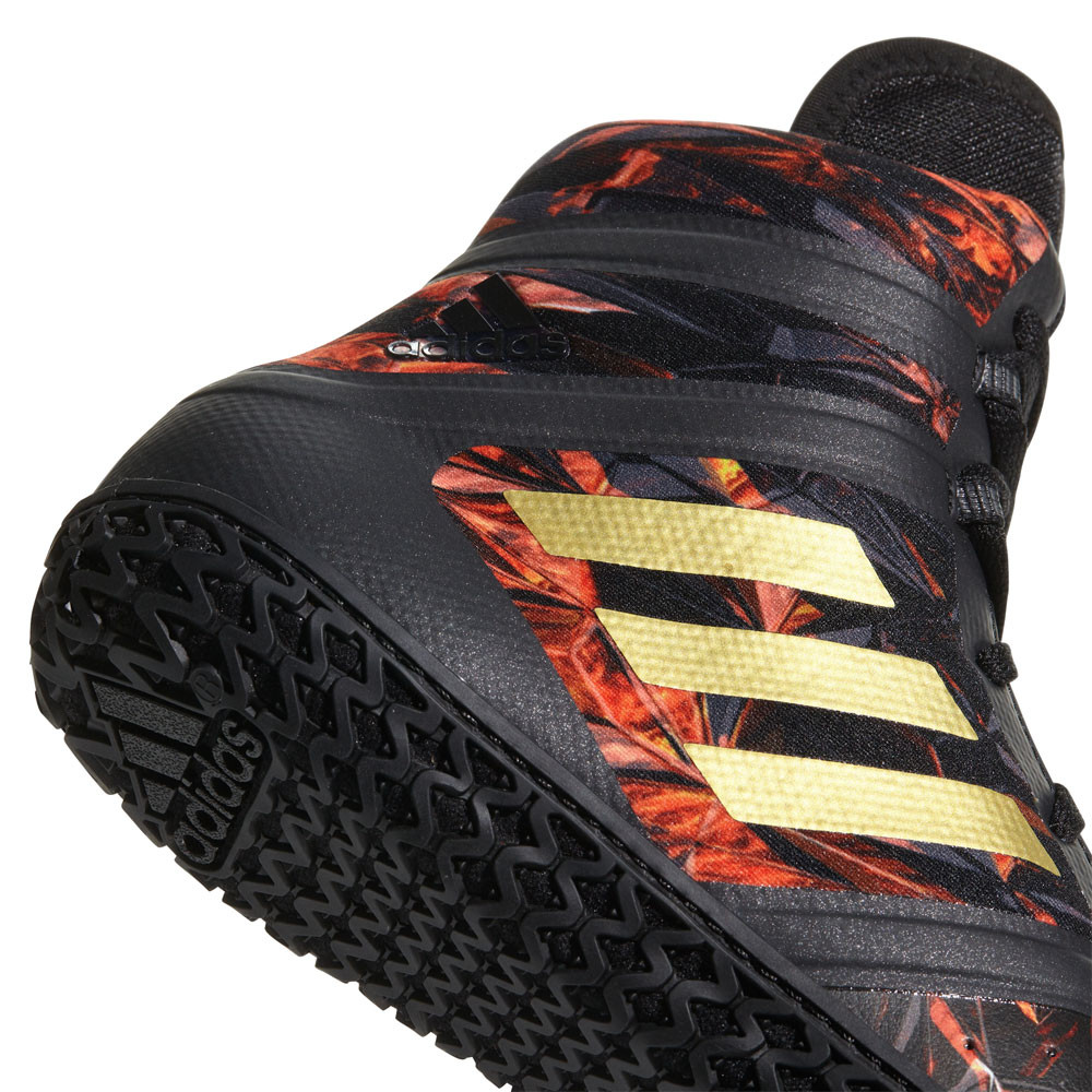 detailing 516d6 30e08 ... adidas Flying Impact Wrestling Shoes - SS18 ...