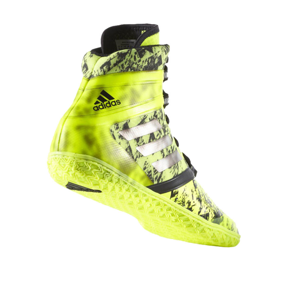 uk availability a0eea 2420f ... adidas Flying Impact Mens Wrestling Shoes
