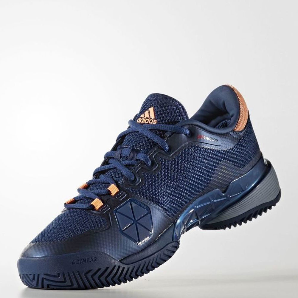Mens Navy Blue Tennis Shoes