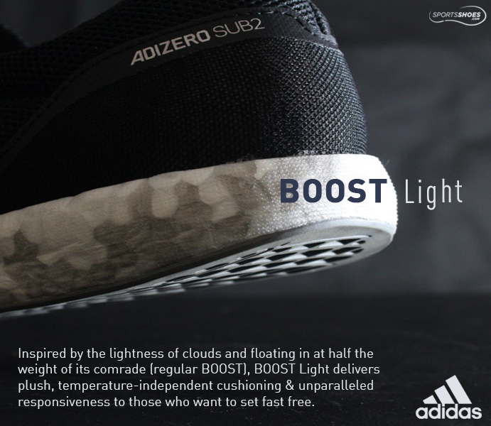 Adidas Adizero SUB2 Racing Shoes - SS18