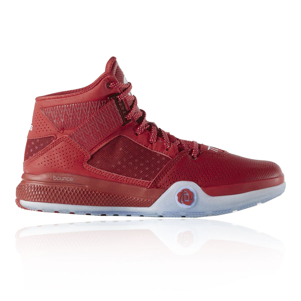 76dbb3141 Details about adidas Mens D Rose 773 4 Basketball Shoe Red Sports  Breathable Lightweight