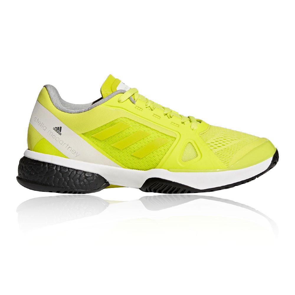 quality design 712f7 4dbcb adidas aSMC Barricade Boost femmes chaussures de tennis - SS18 ...