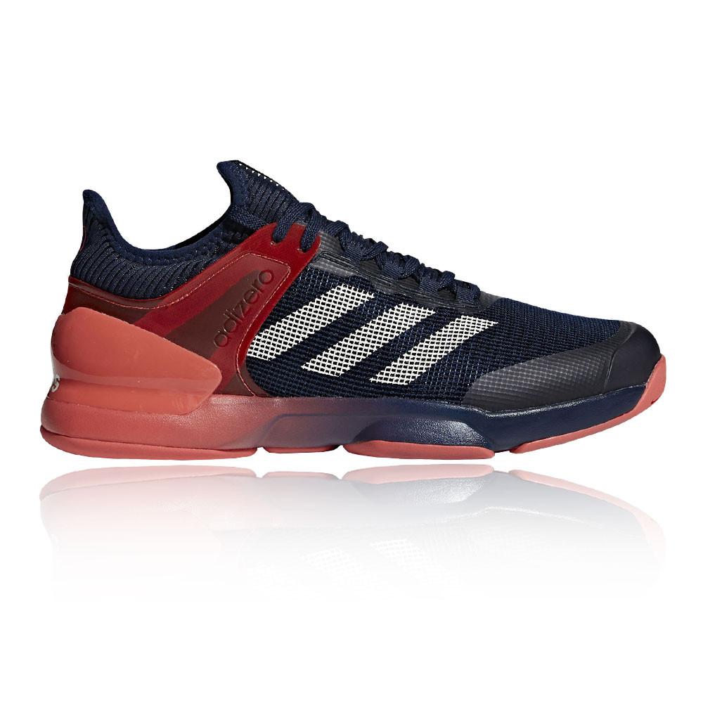 2adidas zapatos hombres rojo