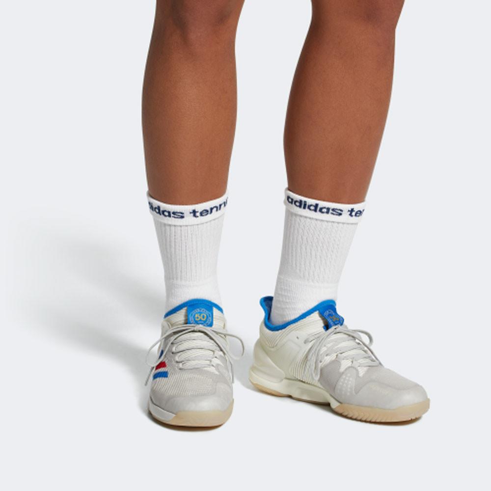 adidas Adizero Ubersonic 50YRS LTD Chaussure de Tennis - SS18-45.3 p7aEe
