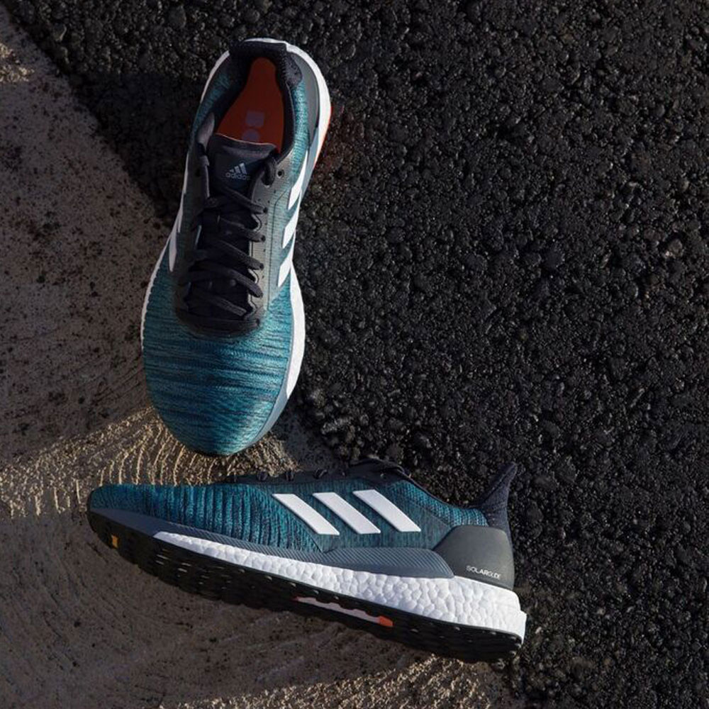 adidas Solar Glide Running Shoes - AW18 - 50% Off