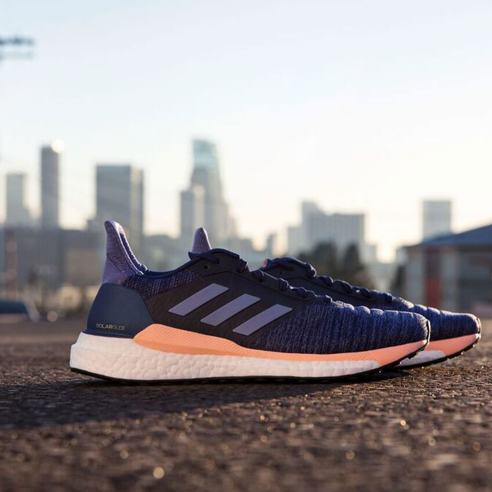 adidas Solar Glide Women's Running Shoes - AW18 - 50% Off