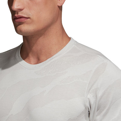 adidas FreeLift Engineered Jaquard T-Shirt