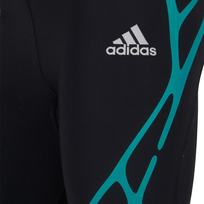 adidas SprintWeb 3/4 Capri Womens Running Tights