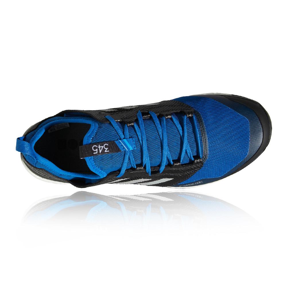 Adidas Uomo Terrex Agravic XT In GORE TEX Trail In XT esecuzione scarpe Trainers 7e2318