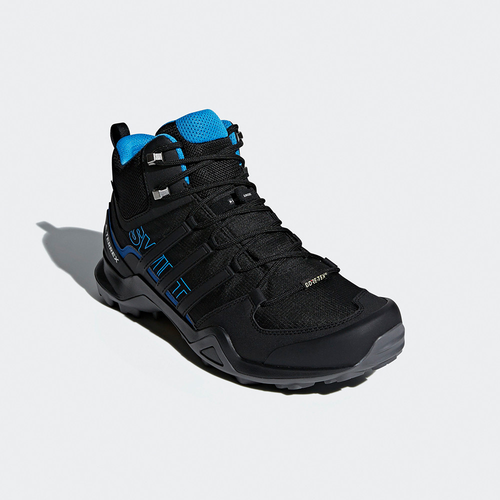 Details zu adidas Herren Terrex Swift R2 Mid GORE TEX Wanderschuhe Trekking Schuhe Stiefel